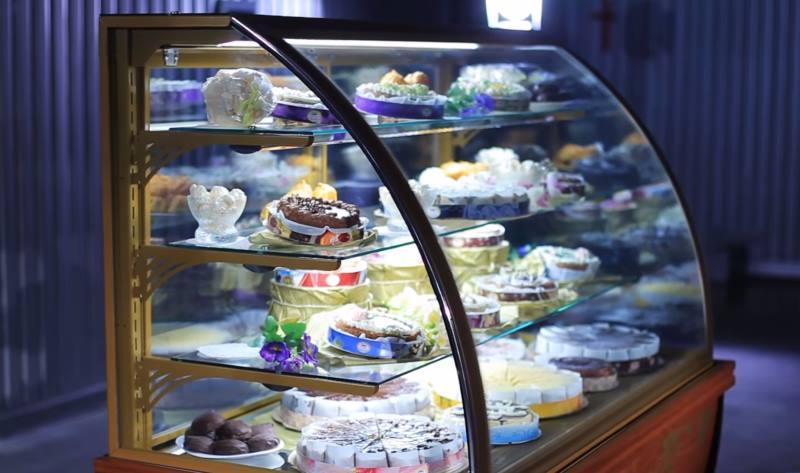 кондитерская холодильная витрина Дакота